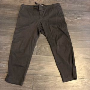 Once worn, super soft Lou and Grey ankle pant
